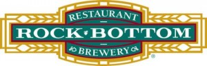 Rock Bottom Brewing Logo