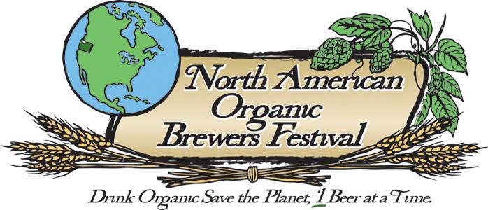 North American Organic Brewers Festival logo