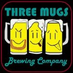 Three Mugs Brewing Logo